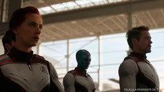 Nuevo tráiler de 'Vengadores: Endgame'