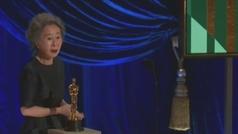 Así fue la ceremonia de los Óscar