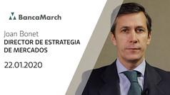 Análisis semanal de economía y mercados (22-01-2020)