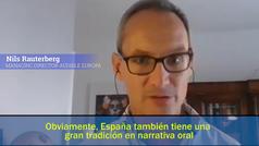 ¿Por qué apuesta Audible por España?