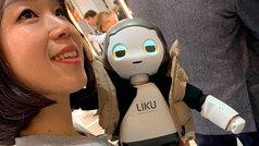 Los robots más curiosos del MWC