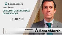 Análisis semanal de economía y mercados (23-1-2019)