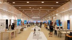 Móviles de regalo y cupones descuento: Aliexpress abre su primera tienda en España