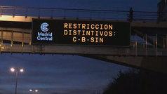 Madrid estrena protocolo anticontaminación