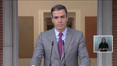 """Sánchez defiende que los indultos """"suponen la mejor solución para España y Cataluña"""""""