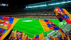 """Generalitat: """"Podría haber público en el Camp Nou ante la Juventus"""""""