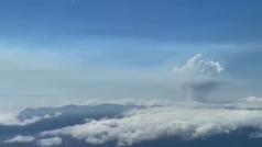 La nube de cenizas de Cumbre Vieja no afecta al espacio aéreo