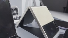 Galaxy Z Flip 3 5G, el plegable más pequeño y apetecible de Samsung mejora estética y resistencia