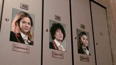 'Élite' presenta a sus nuevos alumnos