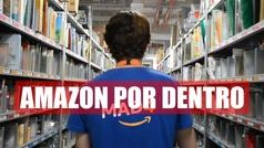 Amazon por dentro: todo lo que pasa desde que haces clic, hasta que recibes tu pedido