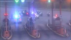 La Guardia Civil detiene a un conductor sin carné que se saltó un control