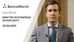 Análisis semanal de economía y mercados (02-06-2021)