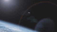Evidencia del primer cometa interestelar en el sistema solar