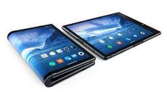 Así es Royole FlexPai, el primer 'smartphone' con pantalla plegable