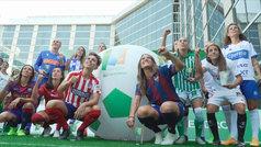 Arranca la Primera Iberdrola, la máxima competición de fútbol femenino