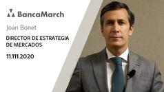 Análisis semanal de economía y mercados (11-11-2020)
