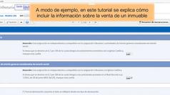 Renta 2019: ¿Cómo incorporar un dato no incluido en el resumen de declaraciones?