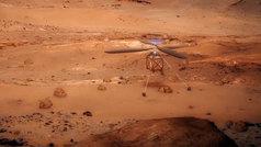 Así es el helicóptero que enviará la NASA a Marte