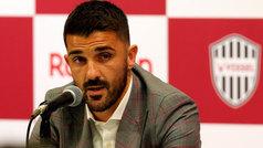 'El Guaje' Villa anuncia su retirada del fútbol