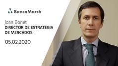 Análisis semanal de economía y mercados (05-02-2020)