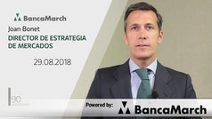Análisis semanal de economía y mercados (29-08-2018)