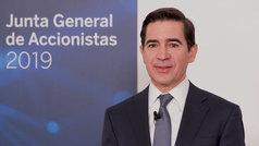 """Carlos Torres: """"BBVA seguirá investigando con rigor el caso Cenyt"""""""