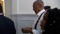 Bill Cosby ingresa en prisión