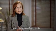 Entrevista con Isabelle Huppert, protagonista de 'La viuda'