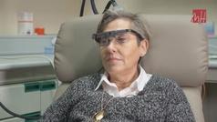 Investigadores de la UMH de Elche logran que una mujer ciega perciba formas y letras