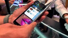 Samsung rompe el mercado con un móvil flexible por 2.100 euros