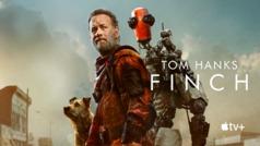 Apple TV+ presenta el tráiler de 'Finch', con Tom Hanks