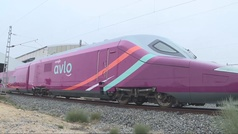 AVLO, el nuevo tren de alta velocidad low cost de Renfe, se estrenará el próximo 6 de abril