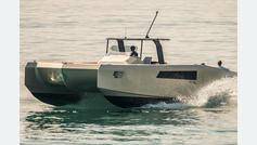 Así es el barco 'transformer' de Sunreef