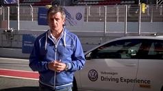 Luis Moya y Volkswagen alertan sobre el uso del móvil al volante