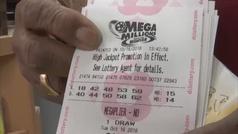 Estados Unidos sortea el premio más grande de lotería de su historia