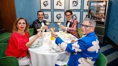 Los embajadores de LG SIGNATURE celebran la Navidad con un maridaje perfecto