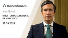 Análisis semanal de economía y mercados (22-9-2021)