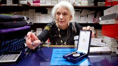 Se jubila la mujer que más tiempo ha cotizado a la Seguridad Social