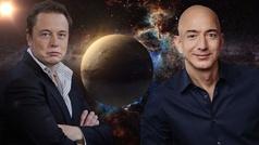 Bezos vence a Musk: llevará a un civil al espacio en julio