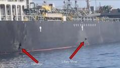 La tensión con Irán crece tras el incidente con las minas en el barco japonés