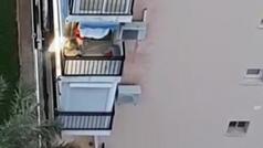 Coronavirus: Detenido por disparar desde un balcón de Alicante durante los aplausos a sanitarios