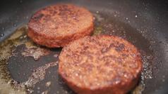 Así es la hamburguesa 100% vegetal de Nestlé