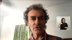 """Fernando Simón: """"Ahora viene lo más difícil, cuando poco a poco se levanten algunas de las medidas"""""""