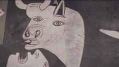 Vea el avance de 'El Guernica en cinco sentidos'