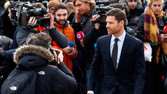 Xabi Alonso sigue defendiendo su inocencia