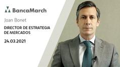 Análisis semanal de economía y mercados (24-03-2021)