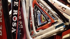 Así se fabrican las bicicletas ganadoras de Giros y Tours