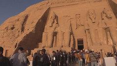 El sol vuelve a iluminar a Ramsés II