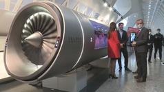 Así será el hyperloop español