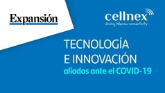 Encuentro Expansión-Cellnex: Colaboración público-privada y tecnología contra la pandemia